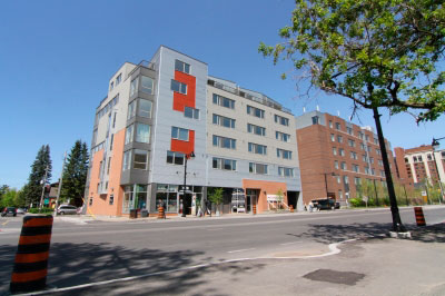 Ten14 Condo Ottawa 1014 Bank St Exterior Image