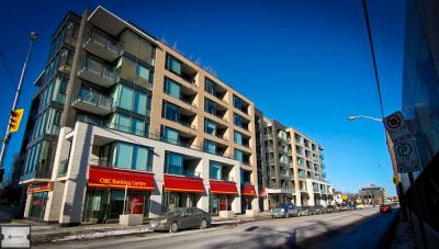 101 Richmond Rd Condo Ottawa Exterior Image