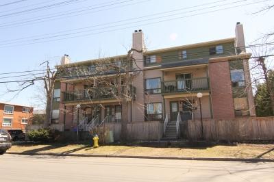 Hart Av Condo Ottawa 10 & 20 Hart Av Exterior Image