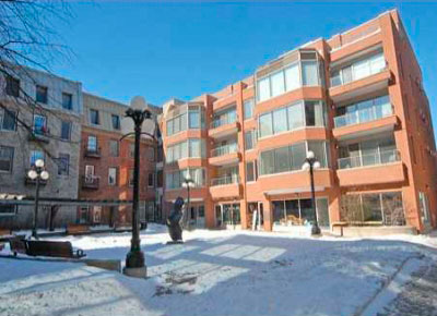12 Clarence St Condo Ottawa Exterior Image