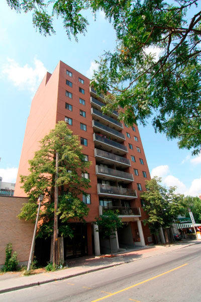 The Astro Condo Ottawa 154 Nelson St Exterior Image