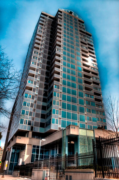 Place St George Condo Ottawa 160 George St Exterior Image