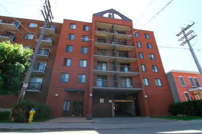 Bytown Place Condo Ottawa 222 Guigues Ave Exterior Image
