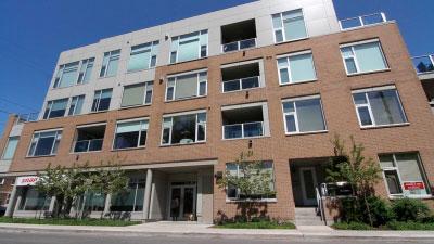The G Condo Ottawa 231 & 235 Patterson Av Exterior Image