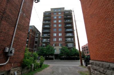 Metropolitan Phase 2 Condo Ottawa 374 Cooper St Exterior Image
