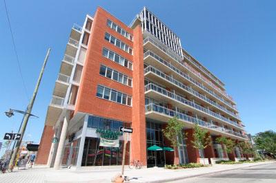 Central Phase 1 Condo Ottawa 349 McLeod St & 354 Gladstone Av