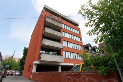 446 Gilmour St Condo Ottawa Exterior Image