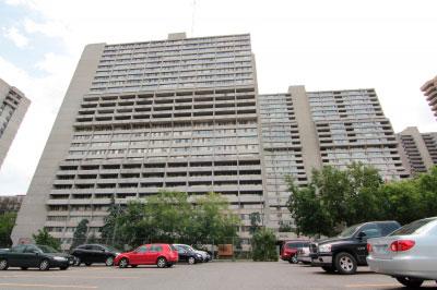 Queen Elizabeth Towers Condo Ottawa 500 & 530 Laurier Av W Exterior Image