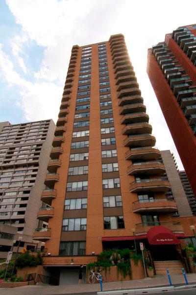 Kevlee Tower Condo Ottawa 556 Laurier Av Exterior Image