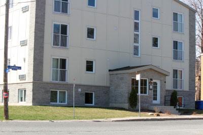East Central Condo Ottawa | 646 Cummings Av