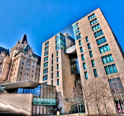700 Sussex Dr Condo Ottawa Exterior Image