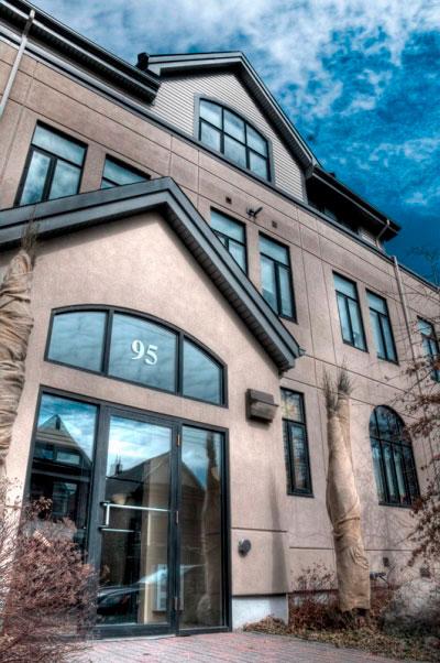Warehouse Lofts Condo Ottawa 95 Beech St Exterior Image