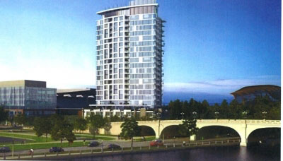 The Rideau at Lansdowne Condo Ottawa 1035 Bank St Exterior Image