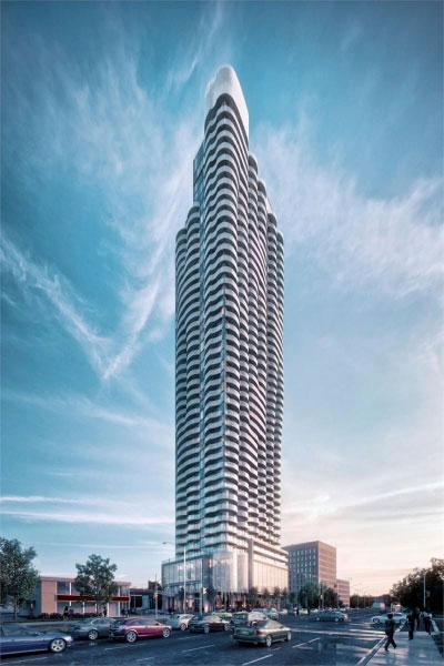 Claridge Icon Condo Ottawa 505 Preston St Exterior Image