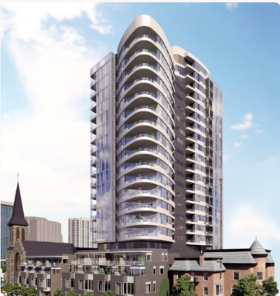 Cathedral Hill Condo Ottawa