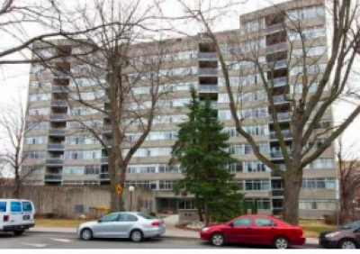 The Chateau Cartier Condo Ottawa 60 McLeod St Exterior Image