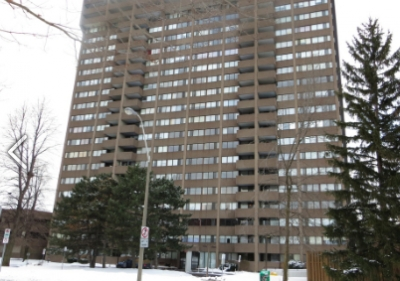 Strathmore Towers Condo Ottawa 1285 Cahill Dr Exterior Image