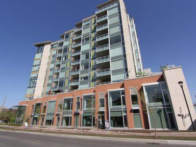 Westboro Station Condo Ottawa Phase 1 Exterior Image