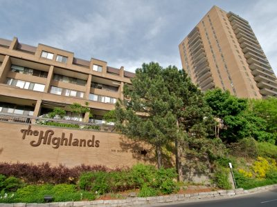 The Highlands Condo Ottawa 505 & 515 St Laurent Blvd Exterior Image