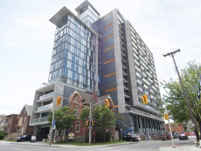 Gotham Condo Ottawa 224 Lyon St Exterior Image
