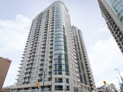 Claridge Plaza Phase 3 Condo Ottawa 242 Rideau St Exterior Image