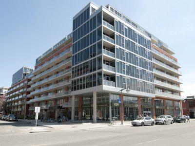 Central Phase 2 Condo Ottawa Exterior Image