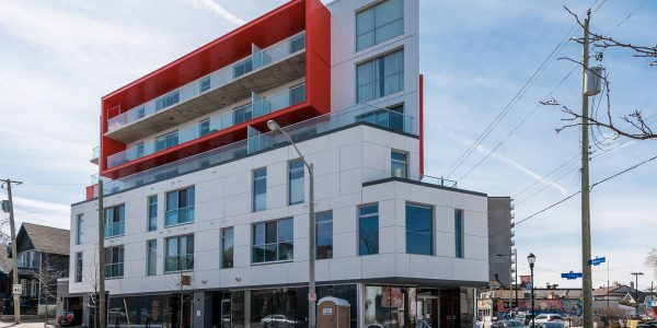 The Eddy Condo Ottawa - 1000 Wellington St W - Hintonburg - Exterior Image 2