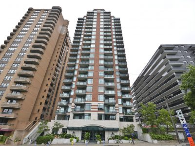 The Laurier Condo Ottawa - 570 Laurier Ave W Exterior Image