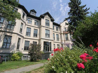 Wallis House Condo Ottawa - 589 Rideau St Exterior Image (2)