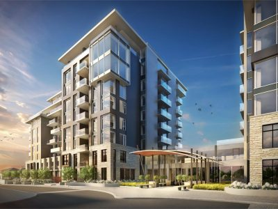 The River Terraces I at Greystone Village 175 Main St Exterior Image