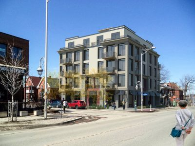 One Seventy Preston Condo Ottawa - 170 Preston St - Exterior Image