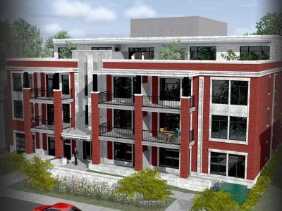 174 Glebe Condo Ottawa-74 Glebe Ave-The Glebe-Exterior Rendering