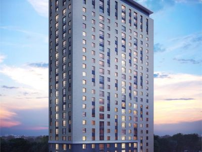 Capital Hall Condo Ottawa-101 Champagne Ave S-Exterior Rendering