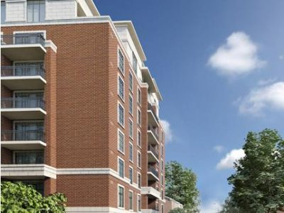 The Radcliffe at Merrion Square Condo Ottawa-327 Breezehill Ave-Exterior Rendering