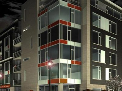 The Wellington at Island Park Condo Ottawa-1433 Wellington at Island Park-Exterior Rendering