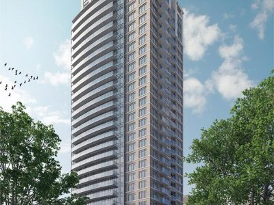 One Twenty One Parkdale Condo Ottawa 121 Parkdale Ave -Exterior-Rendering