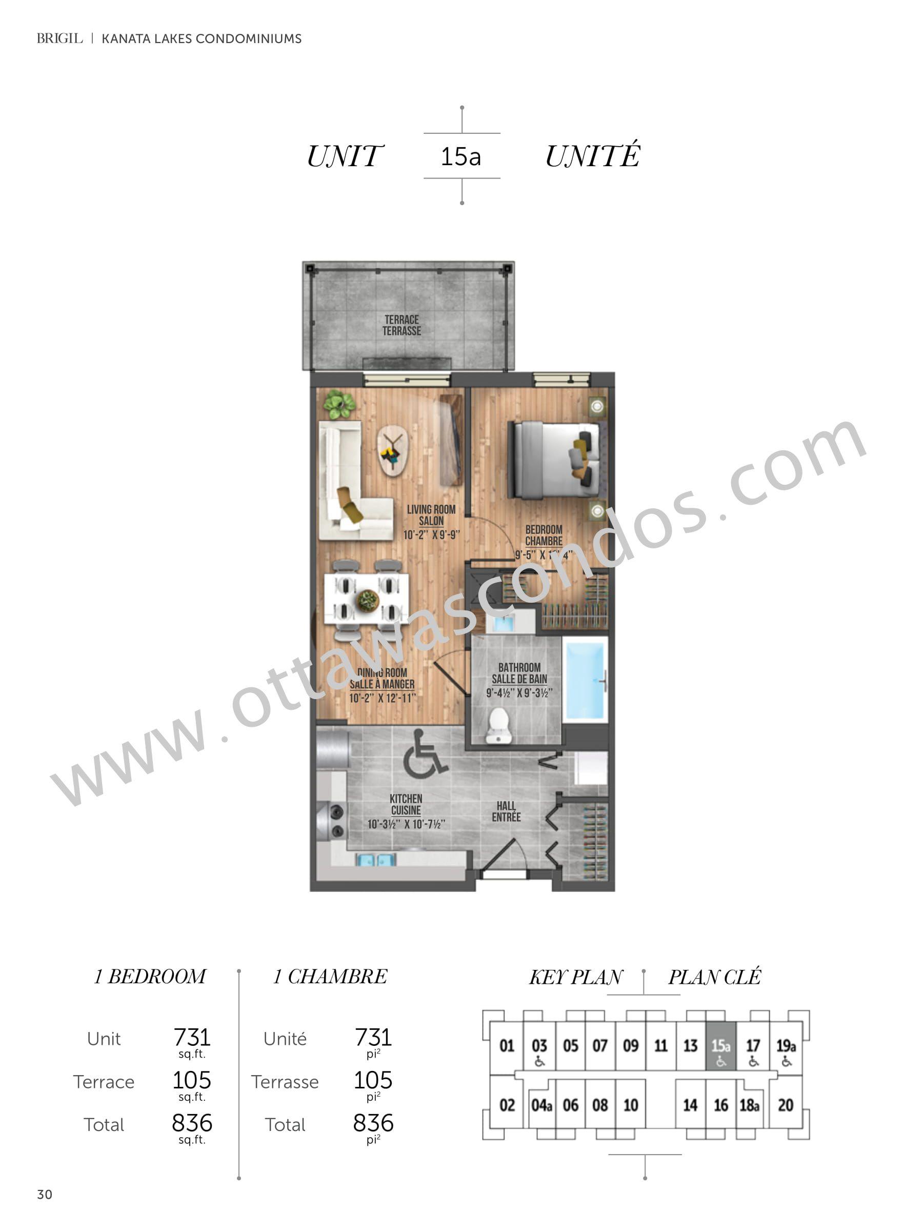 Kanata Lakes Condo Ottawa Floor Plan 15a Ottawa S Condominiumsottawa S Condominiums