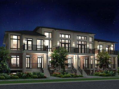 Jazz Condominiums in Riverside South Condo Ottawa Exterior Rendering