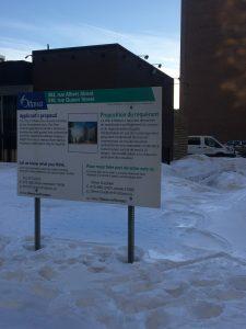 Moon Condo Ottawa Development Site - Applicant Proposal