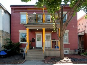 Hintonburg Four-Plex   111 Melrose Avenue
