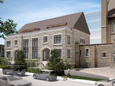 Stone Abbey Condo Ottawa Exterior Rendering 1